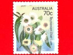 AUSTRALIA  - Usato - 2014 - Fiori - Flowers - Emblemi Floreali - Tasmanian Blue Gum - 70 - 2010-... Elizabeth II
