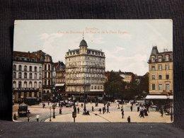 Belgium Bruxelles Coin Du Boulevard Du Nord__(17008) - Belgique