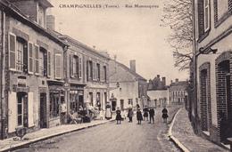 CHAMPIGNELLES - Rue Montesquieu - Otros Municipios