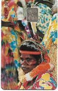 @+ Vanuatu - 60U - Old Woman Puce SC5 - 3000ex - Vanuatu