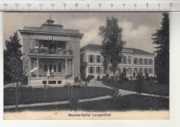 Langenthal - Bezirks-Spital (1928) - Santé