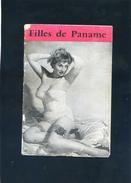 FRANCIA - REVISTA EROTICA  - FILLES DE PANAME 32 PAGINAS - EDITIONS LA CIGOGNE - EROTICO -EROTISMO PARA MAYORES - Libros, Revistas, Cómics