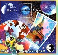 Cnep No 32.salons Philateliques De L'an 2000 à Paris - CNEP