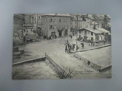 CPA 39 MOREZ LE PONT NOTRE DAME INONDATIONS DE 1910 - Morez