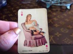 1960-beaute-feminine-d-autrefois Femme Pin Ups Estella Blain - Pin-Ups