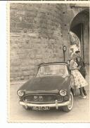 "PHOTO AUTO SIMCA 9 ""aronde""/ 475 / - Photographs"