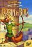 Robin Des Bois -  Wolfgang Reitherman - Dessin Animé