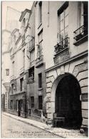 75 PARIS - Maison Ou Sainte Croix, La Complice De Brivilliers ...  (Recto/Verso) - Altri