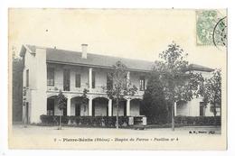 PIERRE BENITE  (cpa 69) Hospice Du Perron - Pavillon N° 4 -   -   L 1 - Pierre Benite