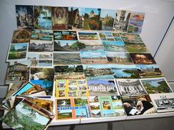 Un Lot De 100 Cartes Postales De La NIEVRE - Non Classificati