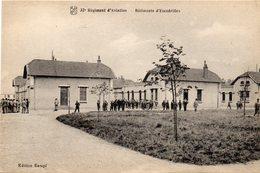 - DIJON - 32ème Régiment D´Aviation Bâtiments D´Escadrilles - Dijon