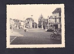 Photo Originale Snapshot Vintage Malines En 1955 - Lieux