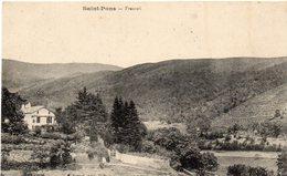 SAINT-PONS -1913- Frescati - Saint-Pons-de-Mauchiens