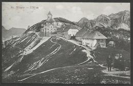Slovenia-----Svete Visarje------old Postcard - Slovenia