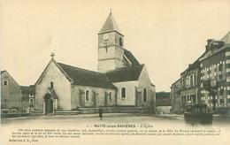 Cpa -   Nuits Sous Ravières  - L 'église      W1076 - Autres Communes