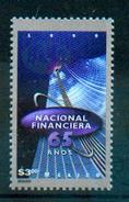 Mexique Mexico 1999 - Banque Nacional Financiera / Nacional Financiera Bank  - MNH - Fabbriche E Imprese