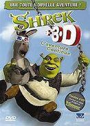 Shrek + Shrek 3D, L'aventure Continue Andrew Adamson - Dessin Animé
