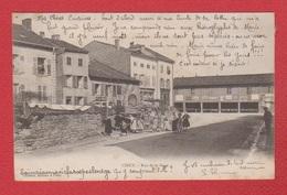 Cirey  --  Rue De La Gare - Cirey Sur Vezouze
