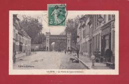 C6 - 02 - La Fère - Aisne - La Porte De Laon (Intérieur) - Fere En Tardenois