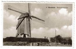 Meulebeke -  Bosterhoutmolen - Uitg. Huis Dobbelaere, Meulebeke - 2 Scans - Meulebeke