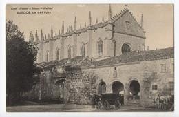 ESPAGNE - BURGOS - La Cartuja - Hauser Y Menet - Attelage - Burgos