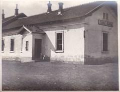14-18 RUSSIE Automitrailleuses Belges  Corps Expéditionnaire Photo De La Gare De ZLARAZ Février 1916 - 1914-18