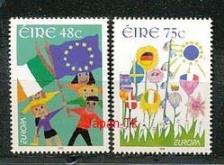 "IRLAND Mi.Nr. 1701-1702 EUROPA CEPT  ""Integration "" 2006 - MNH - Europa-CEPT"