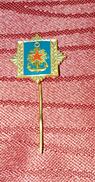 YUGOSLAVIAN NAVY, ORIGINAL VINTAGE PIN BADGE - Army