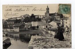 ESPAGNE - FUENTERRABIA - Pays Basque- El Desembarcadero - Achat Immédiat - Guipúzcoa (San Sebastián)