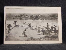 Tanzania German Safari Crossing The Liwale__(17296) - Tansania