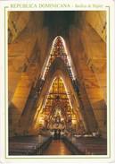 Cartolina - Postcard  -  REPUBBLICA DOMINICANA -  BASILICA  DE HIGUEY - Cartoline