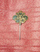 OLYMPIC GAMES MÜNCHEN 1972. BOXING, ORIGINAL VINTAGE PIN BADGE - Olympic Games