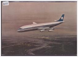 FORMAT 10x15cm - AVION DC 8 DE LA KLM - TB - 1946-....: Moderne