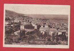 Bastia  --  Panorama De La Ville - Bastia