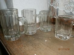 4 Chopes à Bière Allemandes WW1 - 1914-18