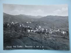 Canale Val Trebbia - Frazione Di Fontanigorda - Genova - Panorama - Genova