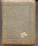 PETIT ALMANACH 1911 CALENDRIER AVEC NOTES 3 VOLETS     PUBLICITAIRE LIBRAIRIE Vve DUVAL  PAU - Formato Piccolo : 1901-20