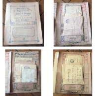 Départ 1 Euros - Guerre 1914/1918 Lot 26 Campagne Du Maroc Lot De 55 Lettres Covers Rares Voir Photos En Description - France
