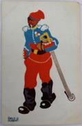 CPA Illustration Emile Hubert 1913 - Autres Illustrateurs