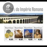 MOZAMBIQUE 2014 SHEET THE ROMAN EMPIRE ART ARTE DEL IMPERIO ROMANO ART EMPIRE ROMAIN Moz14304a - Mozambique