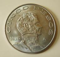 Mexico 5 Pesos 1976 - Messico