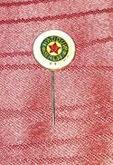 NK HAJDUK SPLIT CROATIA, ORIGINAL VINTAGE PIN BADGE - Football