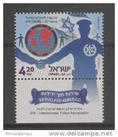 Israel (2012)  - Set -  /  IPA - International Police Association - Polizei - Policia - Organizations