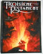 Troisieme Testatment ( Le ) Tome 4 EO Jean Ou Le Jour Du Corbeau Par DORISON Et ALICE - Troisième Testament, Le