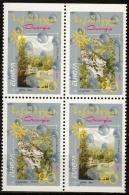 Georgien MiNr. 376/77 D ** Europa: Lebensspender Wasser - Georgien