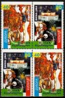 Georgien MiNr. 397/78 D ** Europa: Zirkus - Georgien