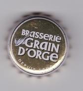 Capsule De Bière - Brasserie Grain D'Orge - Bier