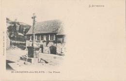 15 - SAINT-JACQUES-DES-BLATS - La Place (impeccable) - France