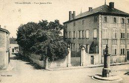 VIC SUR SEILLE - Vic Sur Seille