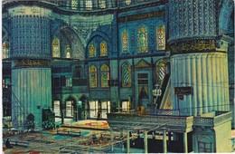 Cartolina - Postcard  - TURCHIA - ISTANBUL VE SAHEESERLERI - Turchia